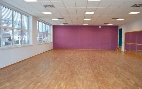 Novi prostori za treninge za Mini in PeeWee ekipo v Domžalah!