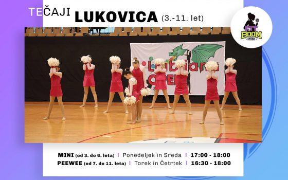 Novo – tečaji v Lukovici!
